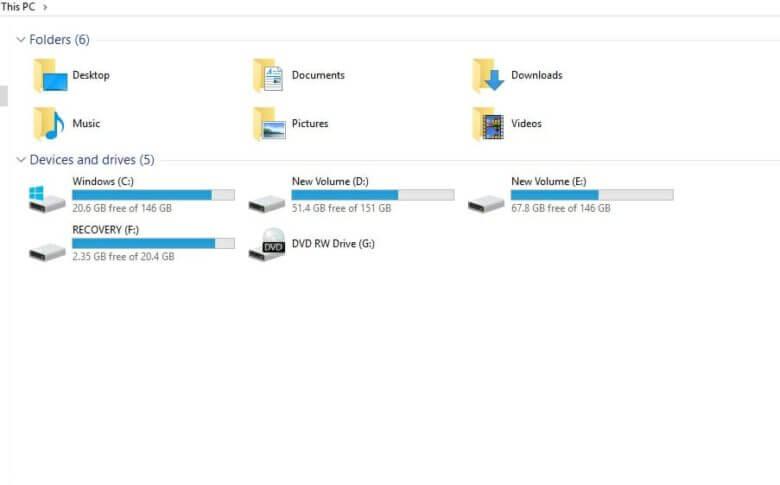 कंप्यूटर में हार्ड ड्राइव का Partition कैसे करे बिना विंडोज फॉर्मेट किये