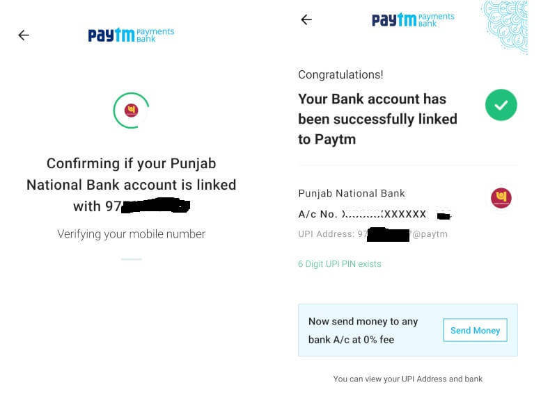 upi by paytm