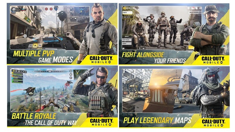 call of duty mobile version game