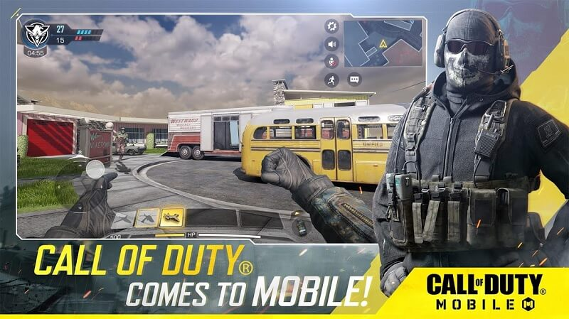 call of duty mobile version game release in india