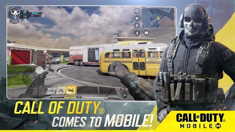 Call of Duty मोबाइल version गेम 1 अक्टूबर को लॉन्च होगा