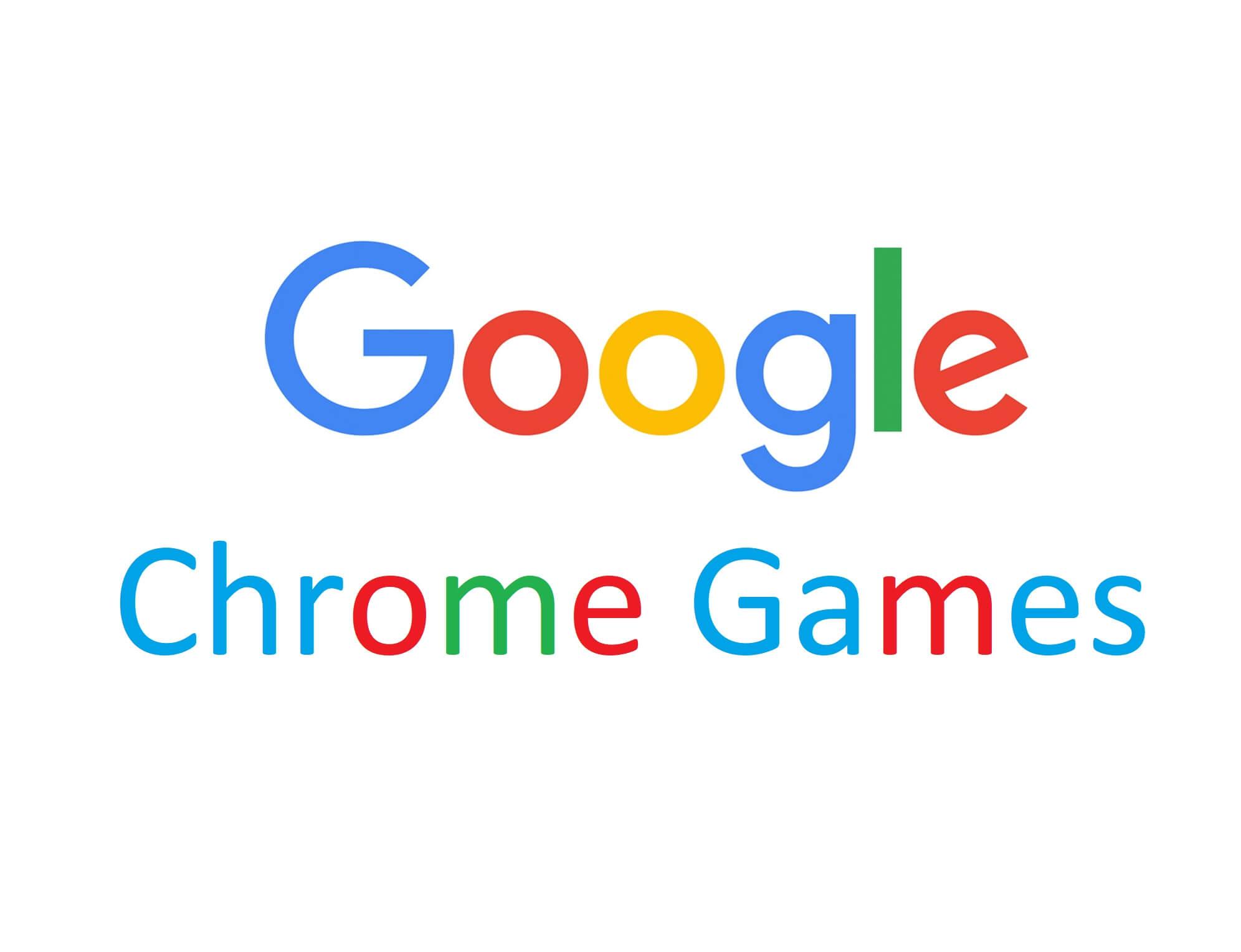 google chrome games