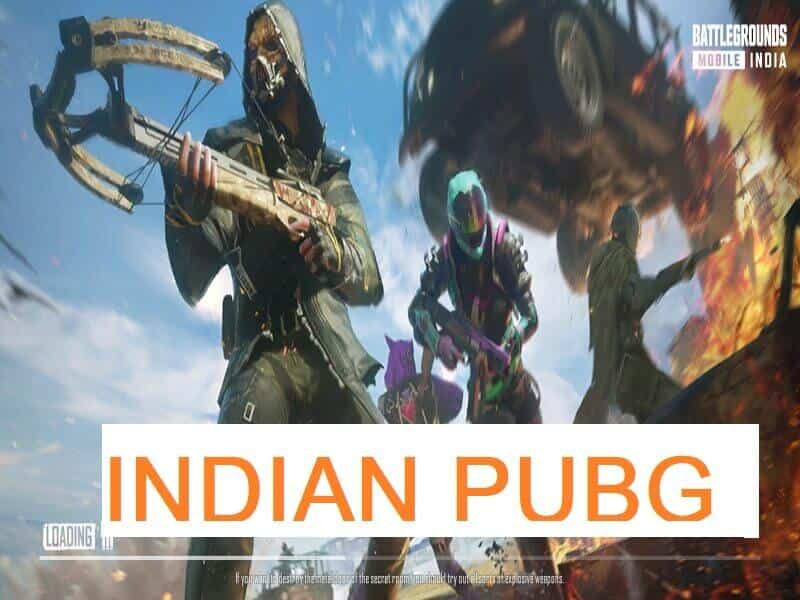 INDIAN PUBG MOBILE GAME