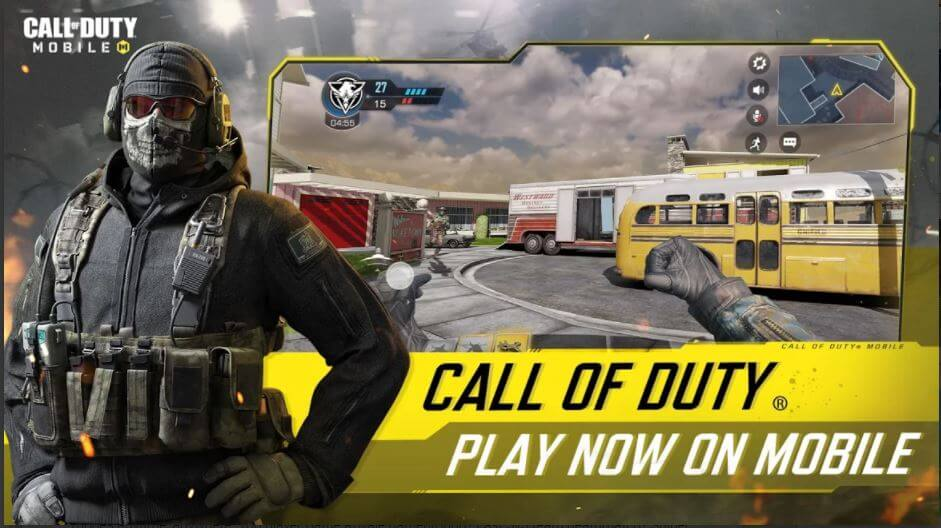 call of duty android game